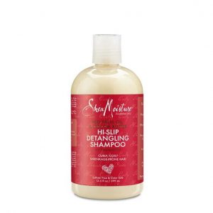 Shea Moisture – Red Palm Oil & Cacao Butter Hi-Slip Detangling Shampoo – 19.5 Fl Oz | 577ml